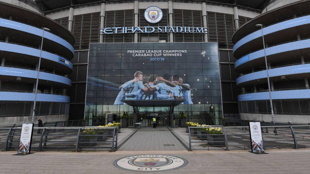 etihad stadium project