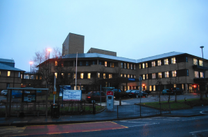Blackburn Royal Hospital