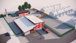 Wakefield Fire Station